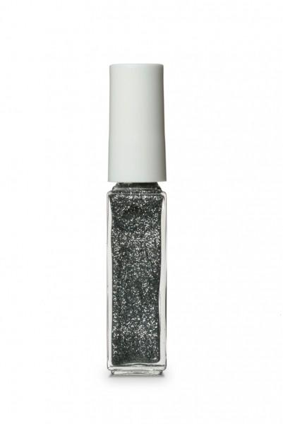 Nail Art Liner silber-glimmer Lack Basis